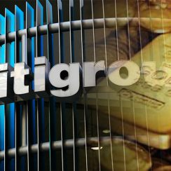 citigroup gold price raises