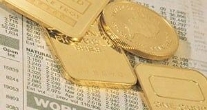 gold price breaks records